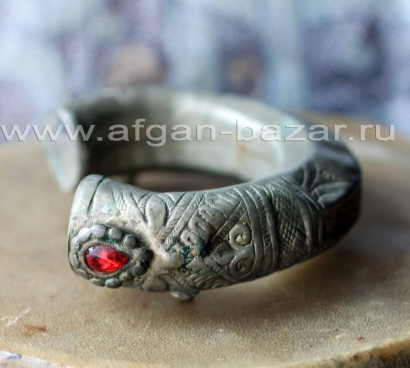 Старый афганский браслет