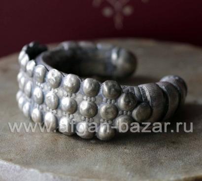 """Традиционный афганский браслет """"Чури"""" (Kuchi Jewelry)"""