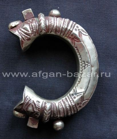 Традиционный афганский браслет