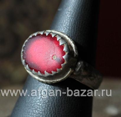 Афганское племенное кольцо. Афганистан, украшения Кучи, 20-й век