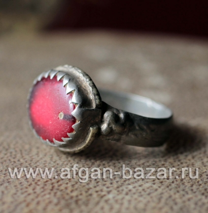 Афганский перстень (Kuchi Tribal Ring)