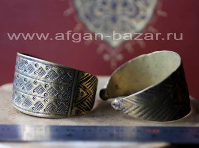 Традиционный афганский браслет. Афганистан, пуштуны, племя Пашаи