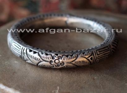 Звенящий браслет. Китай, народность Мьяо (Хмонг)