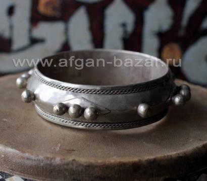 """Винтажный берберский браслет """"Mizam""""."""