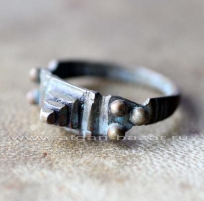 Мавританский перстень-талисман