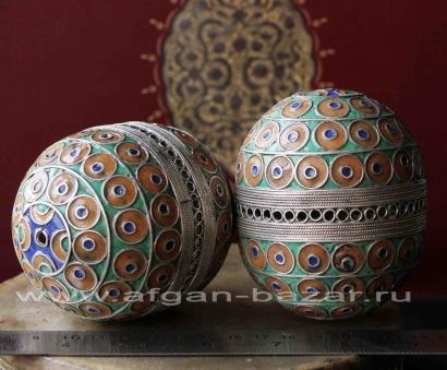 """Традиционная марокканская бусина """"Тагамут"""" (Tagamouth)"""