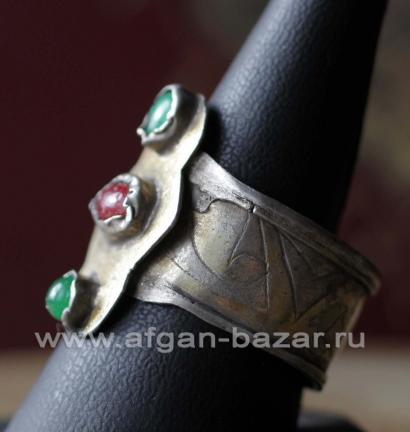 Туркменский племенной перстень.