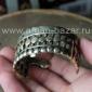 Старый афганский племенной браслет редкой архаичной формы. Афганистан, племена К