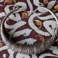 "Гривна ""Гер"" - редкое племенное украшение. Афганистан, Нуристан (Кафиристан), 19"