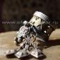 """Уникальный старинный афганский перстень с подвесками """"шельпе"""""""