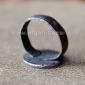 Афганское племенное кольцо с имитацией старинной монеты
