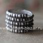 Спиральное кольцо. Индия, Раджастан, 20-й век