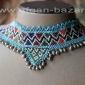 Уникальное афганское колье - племенные украшения Кучи (Tribal Kuchi Jewelry)