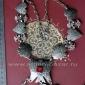 Афганское колье - племенное украшение (Kuchi Jewellery)