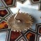 Афганская сережка-пин для носа (Tribal Kuchi Jewelry)