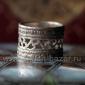 Старинное афганское племенное кольцо. Афганистан, племена Кучи, первая половина