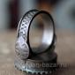 Старинный балканский перстень - копия средневекового византийского украшения
