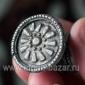 Винтажный эфиопский перстень. Эфиопия, 20-й век.
