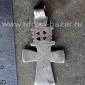 Старинный эфиопский нательный крест.