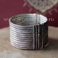Старый эфиопский браслет - коллекционный экземпляр. Эфиопия, регион Амхара, сере