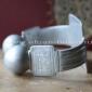 """Старый мавританский ножной браслет """"Халхал"""". Мавритания или Западная Сахара, вто"""