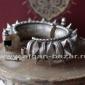 """Индийский племенной браслет """"Бандария"""". Коллекционный экземпляр. Индия, штат Ори"""