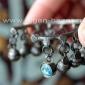Винтажный подростковый браслет с бубенчиками - амулет Зар