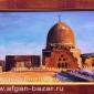 Александр Емельянов. Каир, мамлюкская мечеть (мечеть султана Аль Муайида). Холст