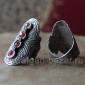 Афганское племенное кольцо. Кашмир, конец 20-го века, племена Кучи
