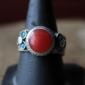 Винтажный афганский перстень с сердоликом. Западный Афганистан или Кашмир, 20-й