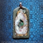 """Александр Емельянов. кулон в египетском стиле """"бог Хнум"""". Медь, горячая перегоро"""