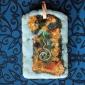 """Александр Емельянов. кулон в египетском стиле """"Са-Анкх-Неб"""" (Жизнь и Защита). Ме"""