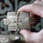 """Пара старых мавританских ножных браслетов """"Халхал"""". Мавритания или Западная Саха"""