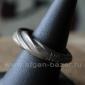 Африканский амулет в виде кольца. Мали, народность Фулани/Пеул (Fulani/Peul)