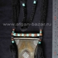 """Туарегский мужской амулет """"Тчерот"""". Алжир, Мали или Нигер, туареги, 20-й век"""