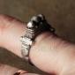 Берберский перстень-талисман. Юго-западная Сахара, Марокко или Мавритания