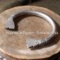 Бедуинский браслет на предплечье. Оман или Иран (побережье Персидского залива)