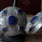 Перстень в иранском стиле с лазуритом