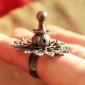 Перстень с солярной символикой. Северо-западный Пакистан, долина реки Сват (Swat