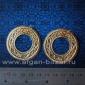 Тунисские серьги. Тунис, Мокнин, современная работа
