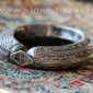 Бедуинский браслет тонкой работы. Йемен, 20-й век