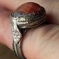 Бедуинский перстень с сердоликом Йемен или Саудовская Аравия, 20 век.