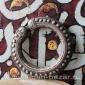 Старый бедуинский браслет. Племя Рашайда. Эфиопия или Саудовская Аравия, 20-й ве