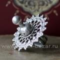 Уникальный редкий афганский серебряный перстень