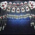 Туркменская налобная с подвесками-шельпе