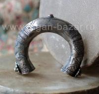 """Традиционный афганский браслет """"Чури"""". первая половина - середина 20-го века (Ku"""