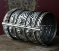 "Традиционный афганский браслет ""Баху"" (пушт.) или ""Чури"" (фарси). Афганистан"