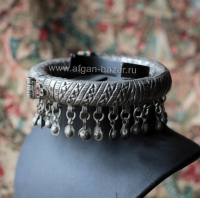 """Ножной браслет """"Селибан"""" (Seliban) (пушт.). Разъемный, соединение на штифте Афга"""