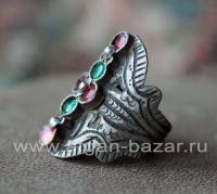 Кашмирское племенное кольцо. Пакистан, Кашмир, конец 20-го века