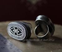 Афганский перстень в псевдоказахском стиле